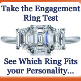 engagement ring test